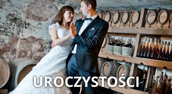 Wesele pod Wrocławiem - Uroczystości, Wesela