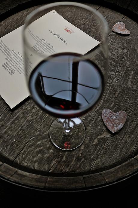 Walentynki w Winnicach Jaworek, polskie wino